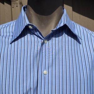 Men's Calvin Klein Dress Shirt 16 1/2 x 33/33